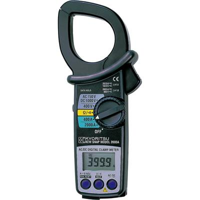 日本共立 钳形电流表 MODEL 2003A