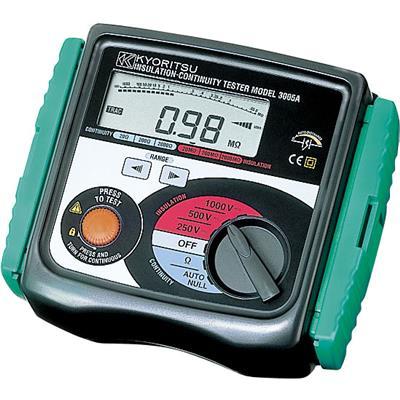 日本共立 绝缘电阻测试仪 MODEL 3005A