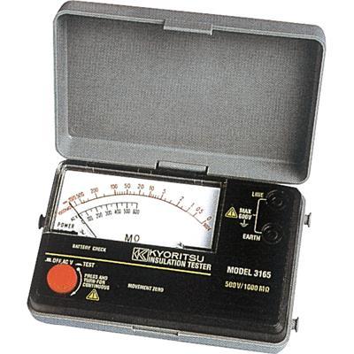 日本共立 绝缘电阻测试仪 MODEL3166
