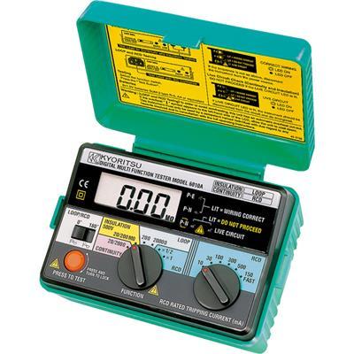 日本共立 多功能测试仪 MODEL 6010A