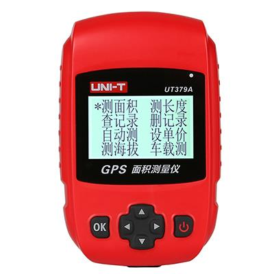 优利德  GPS测亩仪  UT379A