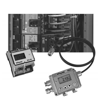 美国雷泰RAYTEK  在线红外测温仪 RayMI310LTS+MI3COMM4