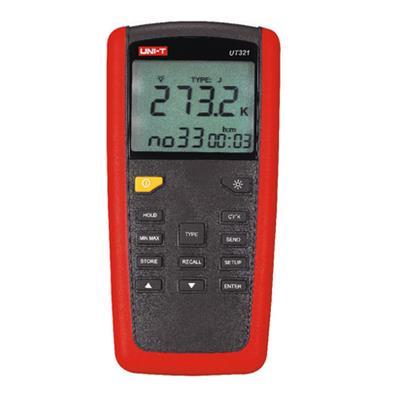优利德  数字式温度计  UT322
