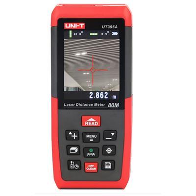 优利德UNI-T 手持式可视激光测距仪 UT396B