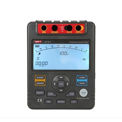 优利德  绝缘电阻测试仪   UT511