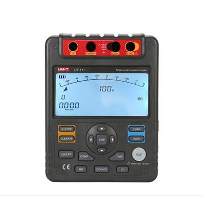 优利德  绝缘电阻测试仪  UT512