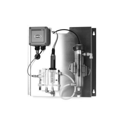 美国哈希 HACH 电极法余(总)氯分析仪 CLF/CLT10sc