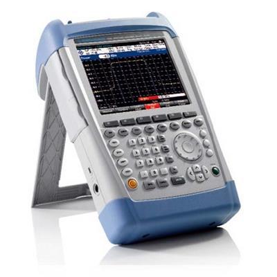 罗德与施瓦茨RS 手持式频谱分析仪 FSH4/8/13/20