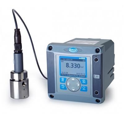 美国哈希 HACH 溶解氧分析仪 Polymetron 9582
