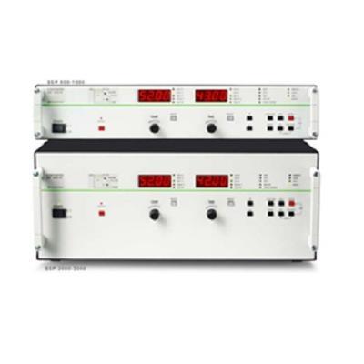 直流电源/电子负载SSP 62N / 64N KONSTANTER 500…3000