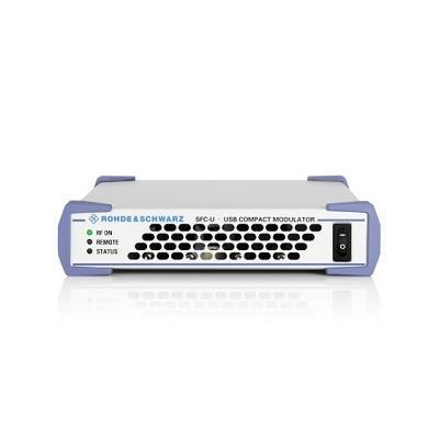 罗德与施瓦茨RS 紧凑型调制器 SFC-U USB