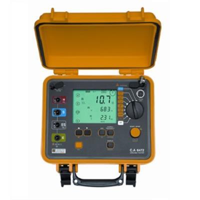 法国CA 专业型接地电阻测试仪 CA6472