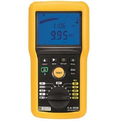 法国CA CA6526 数字绝缘测试仪 CA6526