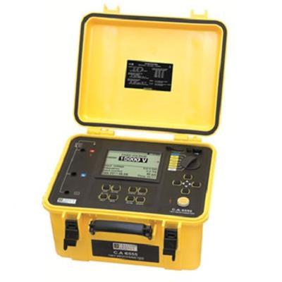 法国CA 程式数字绝缘测试仪CA6550