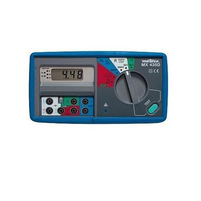 法国CA 电气装置测试仪 MX435D