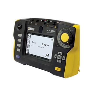 法国CA 多功能电气装置测试仪 CA6116