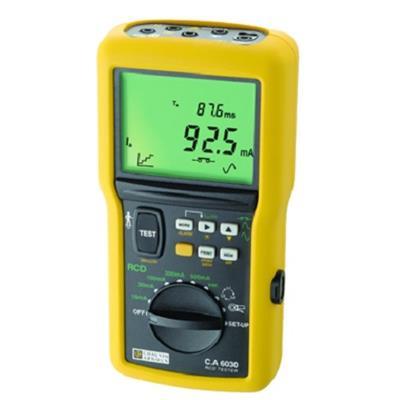 法国CA 电气装置测试仪 CA6030