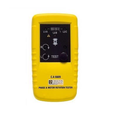 法国CA 相序检测仪 CA6609
