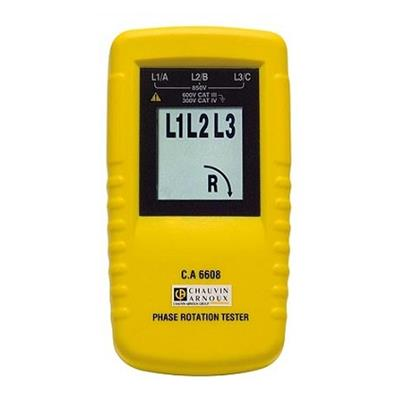 法国CA 相序检测仪CA6608