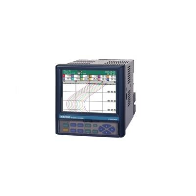 計測データプロテクト機能付KR2000
