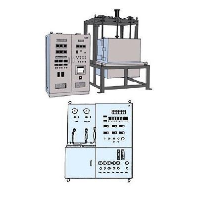 燃料電池試験装置PAFC