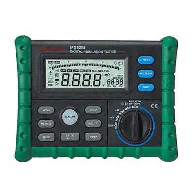 华仪仪表 数字绝缘电阻测试仪MS5205