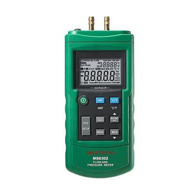 华仪仪表 数字风压计MS6302