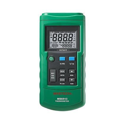 华仪仪表 数字温度计MS6513