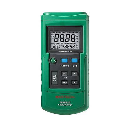 华仪仪表 数字温度计MS6512