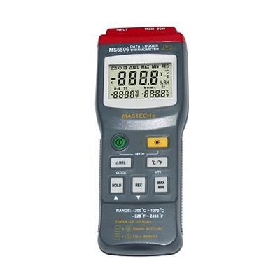 华仪仪表 数字温度表MS6506