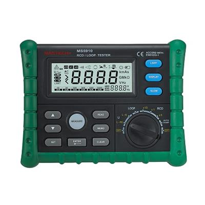 华仪仪表 漏电开关测试仪MS5910