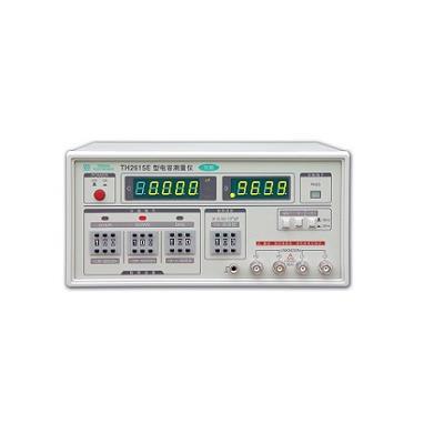 同惠电子 电容测量仪 TH2615E