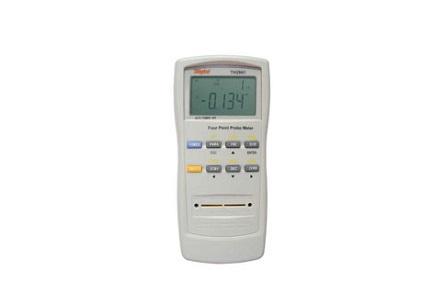 同惠电子 手持式四探针测试仪 TH2661