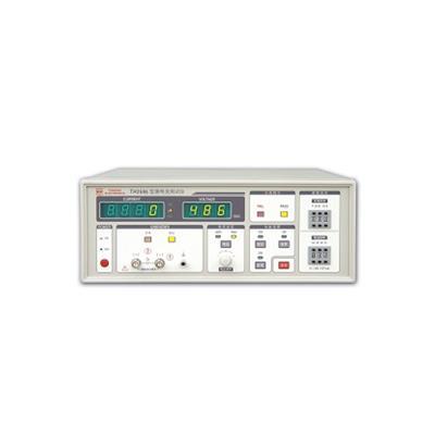 同惠电子 电解电容漏电流测试仪 TH2686N