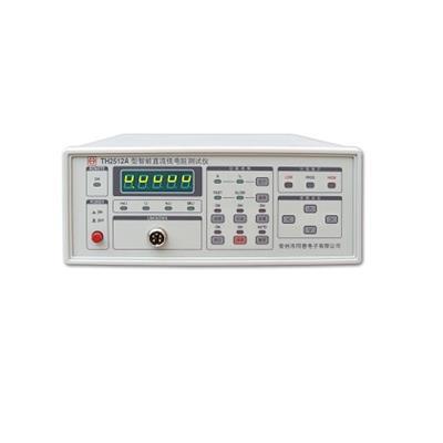 同惠电子 直流低电阻测试仪 TH2512A+