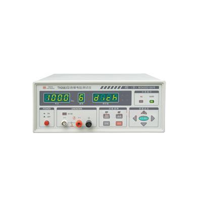 同惠电子 绝缘电阻测试仪 TH2683