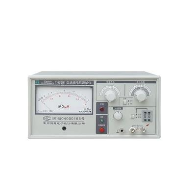 同惠电子 绝缘电阻测试仪 TH2681A