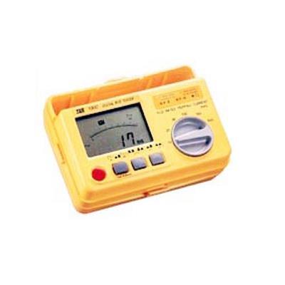 台湾泰仕TES数字漏电断路器测试器TES-1900A