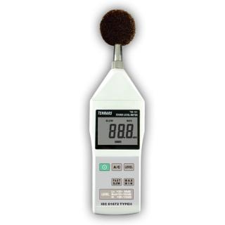 台湾泰玛斯tenmars 數位噪音錶TM-101