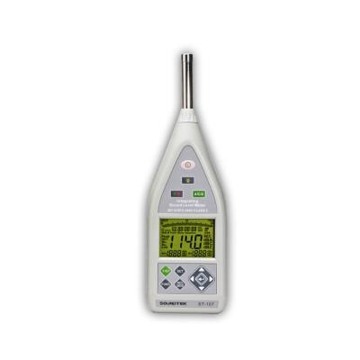 台湾泰玛斯tenmars 積分式噪音錶ST-107