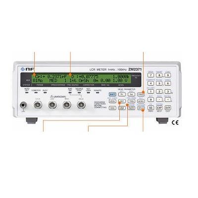LCR测试仪ZM2371/ZM2372