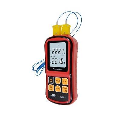 标智BENETECH 热电偶温度计 GM1312