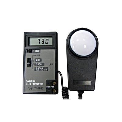 台湾泰玛斯tenmars 數位照度錶YF-1065