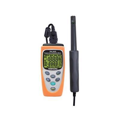 台湾泰玛斯tenmars 數位溫溼度計TM-183P