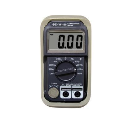 台湾泰玛斯tenmars  數位電容錶 YF-150