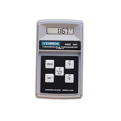 美国omega OMEGA 高精度手持式温度计 SMPW-T-M