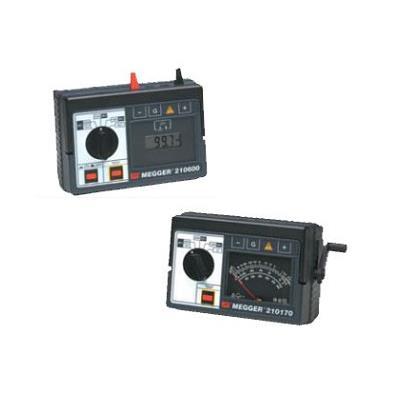 美国MEGGER 扩展范围的绝缘电阻测试仪 210600