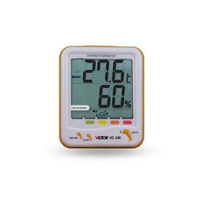 胜利仪器 家用温湿度表VC240/VC240