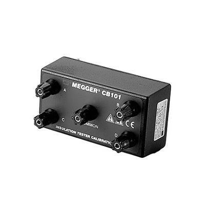 美国MEGGER 5 kV 校准箱 CB101