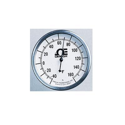 美国omega OMEGA 实验室和试验用标度盘温度计 GL-25-125F